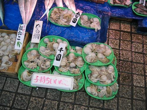 明石 魚の棚