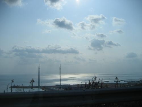 淡路島にドライブに行きました