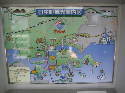 岡山県備前市日生のJR日生駅