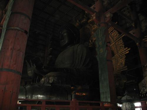 世界遺産の奈良の大仏