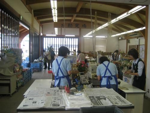 「揖保乃糸」は、この地域の特産品の素麺のブランドです