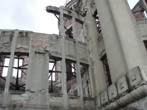 世界遺産・原爆ドーム