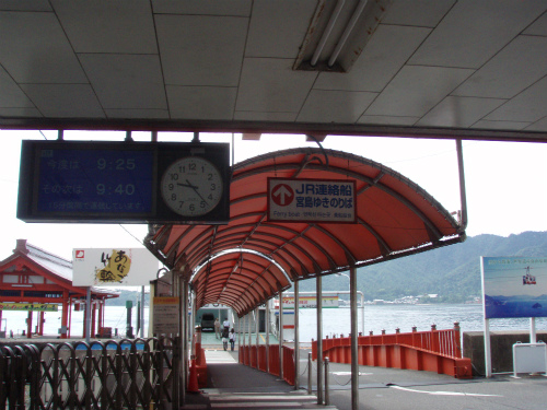 世界遺産・厳島神社