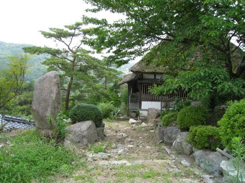 湯郷温泉「たつみ山荘」