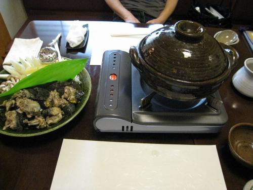 スッポン料理「茶寮ひさご」