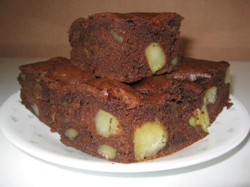 しっとりとおいしいチョコレートケーキ