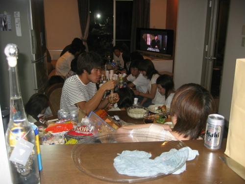 兵庫県立大学水泳部 新入部員歓迎会